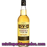 Whisky Fino Blended Dyc 70 Cl.