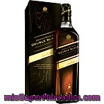 Whisky Johnnie Walker Double Black, Botella 70 Cl