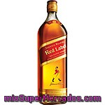 Whisky Red Label, Johnnie Walker, Botella 700 Cc
