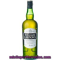 Whisky William Lawsons, Botella 1 Litro