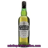 Whisky William Lawsons, Botella 2 Litros